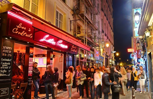 Berbagai Tempat Menari Terbaik di Paris