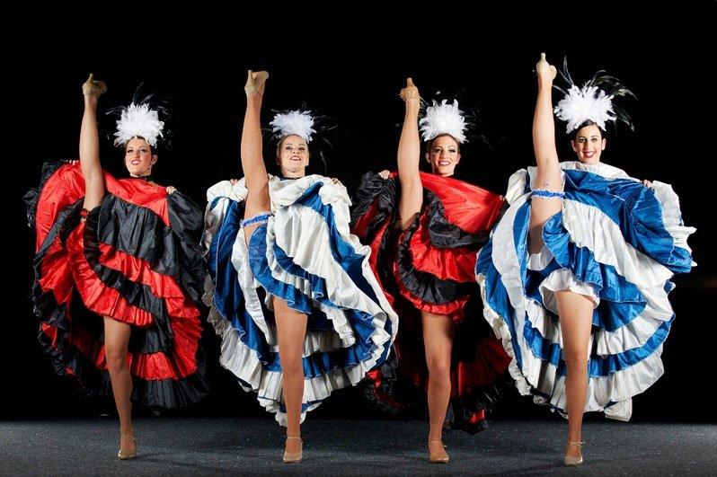Mengenal Cancan Dance